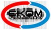 EKOM vzduchotechnika s.r.o. Logo